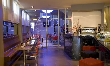 Cafetería Restaurante La Aurora
